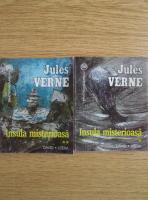 Jules Verne - Insula misterioasa (2 volume)