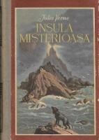 Jules Verne - Insula misterioasa (coperti cartonate)