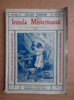 Jules Verne - Insula Misterioasa, volumul 2. Parasitul (1930)
