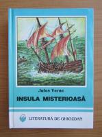 Jules Verne - Insula misterioasa