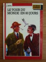 Anticariat: Jules Verne - Le tour du monde en 80 jours