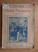 Jules Verne - Ocolul pamantului in optzeci de zile (aprox. 1930)