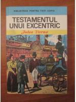 Anticariat: Jules Verne - Testamentul unui excentric