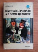 Jules Verne - Uimitoarele peripetii ale domnului Antifer