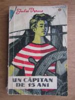 Jules Verne - Un capitan de 15 ani