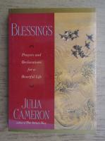 Anticariat: Julia Cameron - Blessings