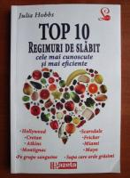 Julia Hobbs - Top 10 regimuri de slabit