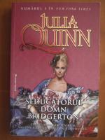 Anticariat: Julia Quinn - Seducatorul domn Bridgerton