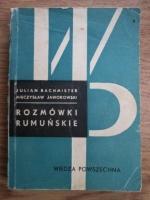 Julian Rachmister, Mieczyslaw Jaworowski - Ghid de conversatie polon-roman