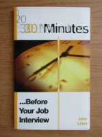 Anticariat: June Lines - 30 minutes... before your job interview