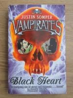 Justin Somper - Vampirates, black heart