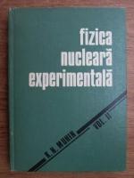 K. N. Muhin - Fizica nucleara experimentala (volumul 2)