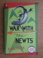 Karel Capek - War with the Newts