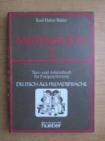 Anticariat: Karl Heinz Bieler - Miteinander (volumul 3)