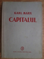 Anticariat: Karl Marx - Capitalul (volumul 1, partea 1)