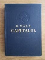 Anticariat: Karl Marx - Capitalul (volumul 3, partea 1)