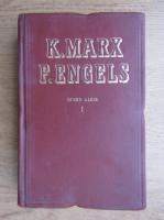 Anticariat: Karl Marx, Friedrich Engels - Opere alese (volumul 1)