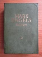 Karl Marx, Friedrich Engels - Opere (volumul 13)