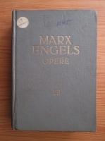 Karl Marx, Friedrich Engels - Opere (volumul 23)