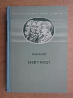 Karl Marx - Herr Vogt