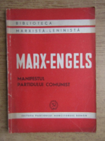 Anticariat: Karl Marx - Manifestul partidului comunist