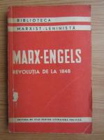 Karl Marx - Revolutia de la 1848