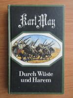 Anticariat: Karl May - Durch Wuste und Harem