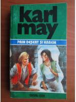 Karl May - Opere, volumul 33. Prin desert si harem
