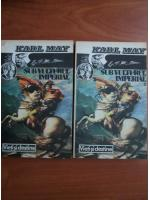 Anticariat: Karl May - Sub vulturul imperial (2 volume)