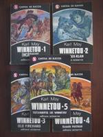 Anticariat: Karl May - Winnetou (5 volume)
