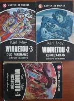 Karl May - Winnetou (volumele 1, 2, 3)