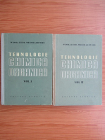 Anticariat: Karl Winnacker - Tehnologie chimica organica (2 volume)