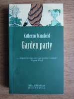 Katherine Mansfield - Garden party