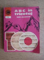 Kehaia Ciresica - ABC in tricotaj
