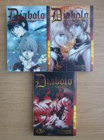 Anticariat: Kei Kusunoki - Diablo (3 volume)