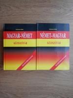 Kelemen Bela - Magyar-Nemet. Keziszotar (2 volume)