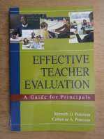 Kenneth D. Peterson - Effective teacher evaluation. A guide for Principals