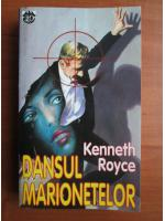 Anticariat: Kenneth Royce - Dansul marionetelor