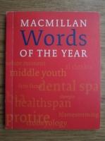 Kerry Maxwell - Macmillan words of the year