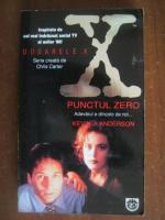 Kevin J Anderson - Punctul zero (Dosarele X)