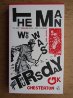 Anticariat: Kingsley Amis - The man who was Thursday