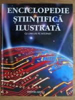 Kirsteen Rogers, Laura Howell - Enciclopedie stiintifica ilustrata cu link-uri pe internet