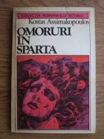 Anticariat: Kostas Assimakopoulos - Omoruri in sparta