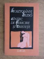 Kosztolanyi Sezso - Cantec de fericire si tristete