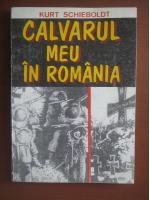 Kurt Schieboldt - Calvarul meu in Romania