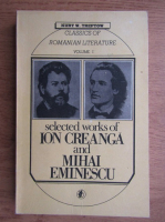 Anticariat: Kurt Treptow - Classics of romanian literature (volumul 1)