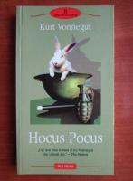 Anticariat: Kurt Vonnegut - Hocus pocus