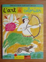 Anticariat: L'art a colorier