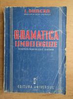 L. Duncan - Gramatica limbei engleze (1947)