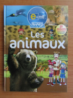 L'encyclo Manga. Les animaux
